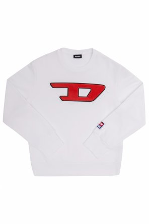D-patched sweatshirt od Diesel