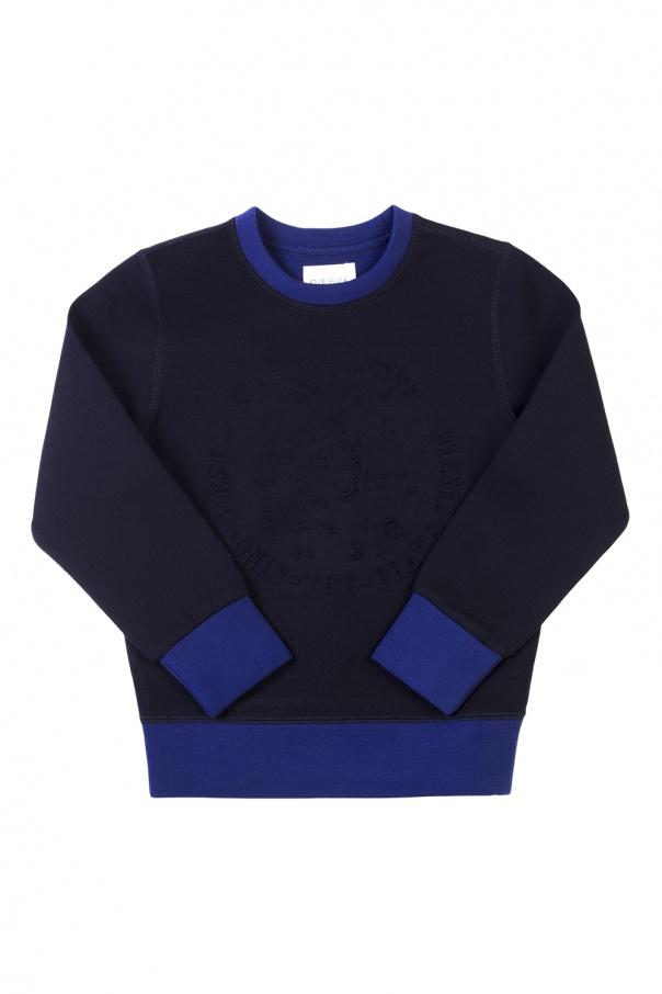 Diesel Kids Logo sweatshirt