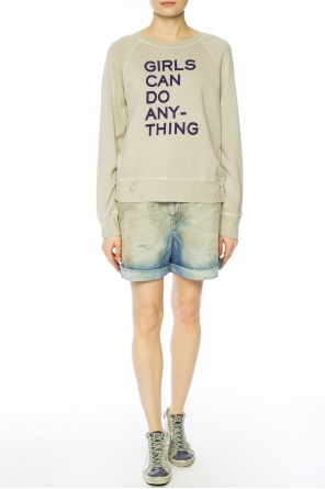 Sweatshirt with holes od Zadig & Voltaire