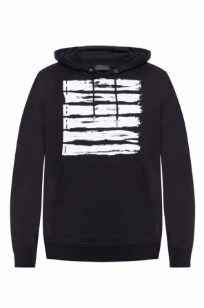 Printed sweatshirt od Diesel Black Gold