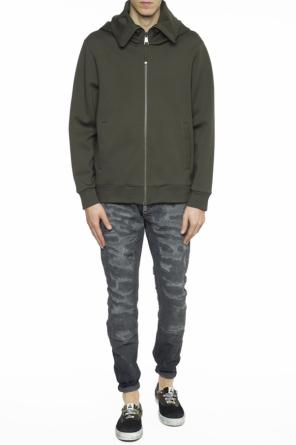 Hooded sweatshirt od Diesel Black Gold
