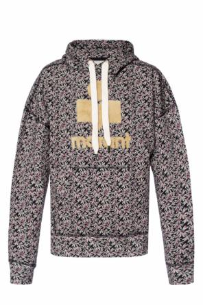 Patterned hoodie od Isabel Marant Etoile