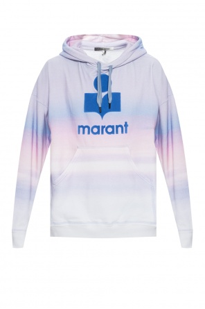 Sweatshirt with logo od Isabel Marant