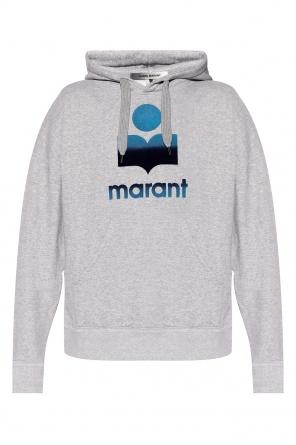 Logo hoodie od Isabel Marant