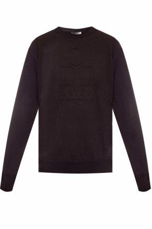 Sweatshirt with logo od Isabel Marant