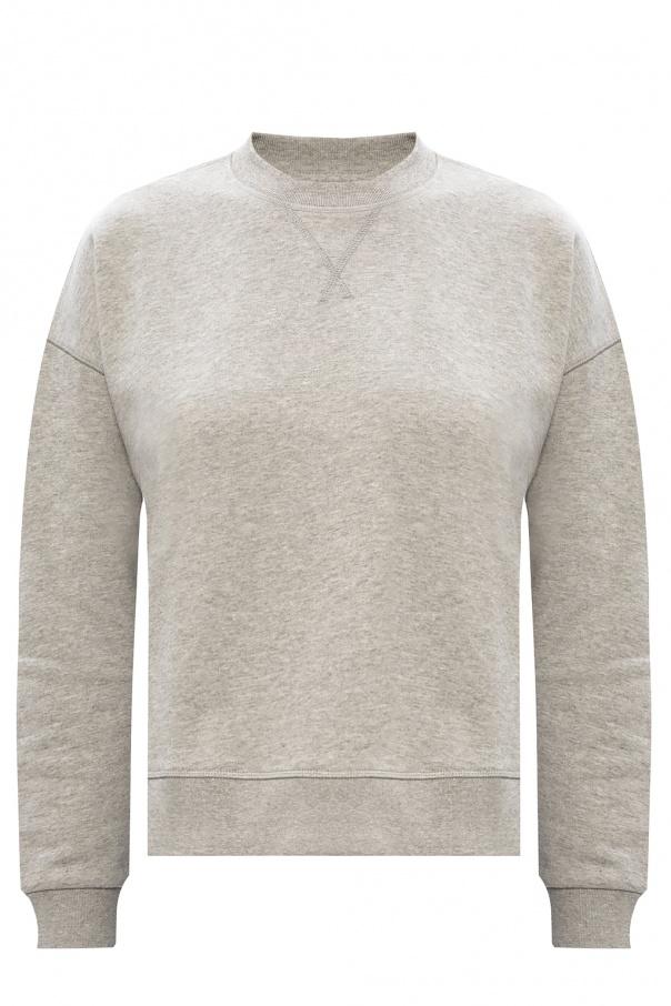 Ganni Branded sweatshirt