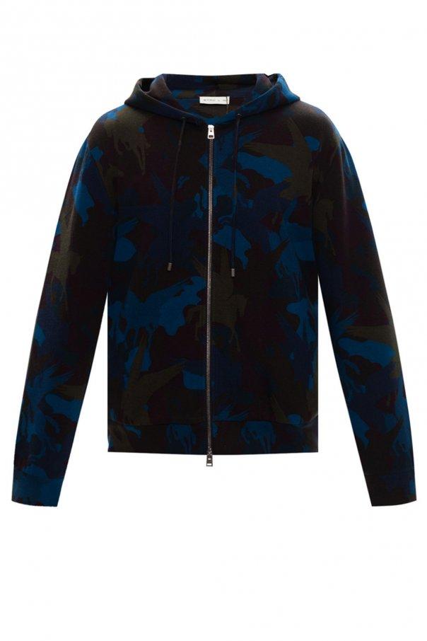 Etro Camo hoodie