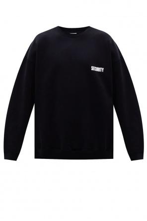 Bluza z nadrukiem od Vetements