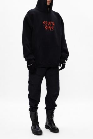 Printed hoodie od Vetements