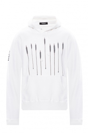 Logo hoodie od Undercover