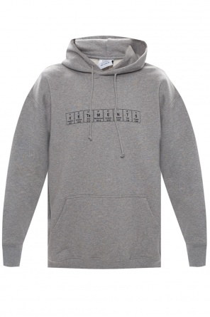 Branded hoodie od Vetements