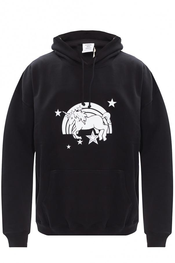 Vetements Logo hoodie