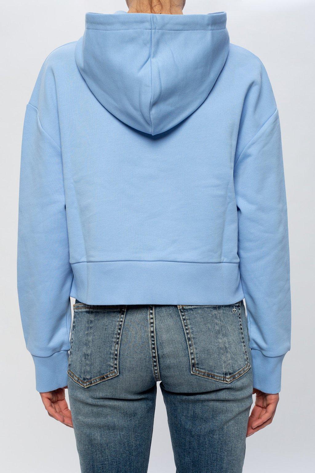 Balmain Bluza z kapturem