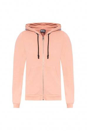 Zip-up hoodie od Diesel