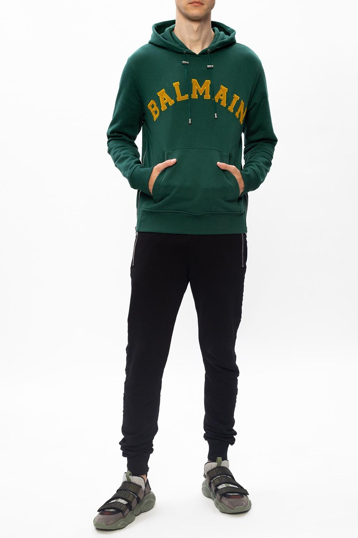 Balmain Logo hoodie