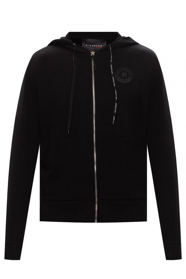 John Richmond Logo hoodie