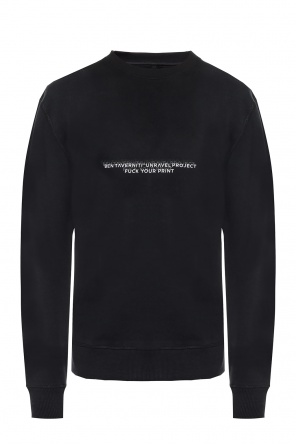 Logo sweatshirt od Unravel Project