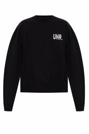 Sweatshirt with logo od Unravel Project