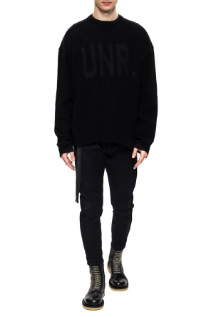 Two-layered sweatshirt od Unravel Project