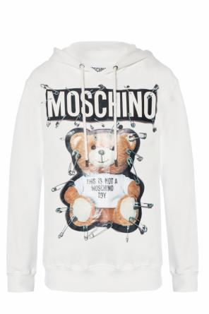 Hooded sweatshirt od Moschino