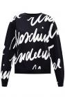 Moschino Logo-printed hoodie