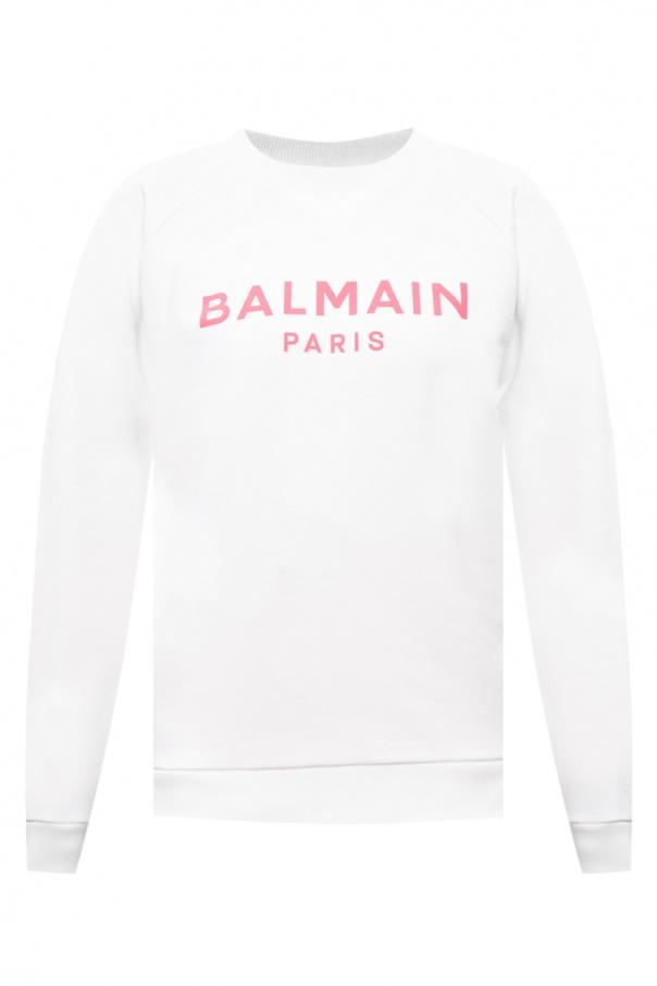 Balmain Branded sweatshirt