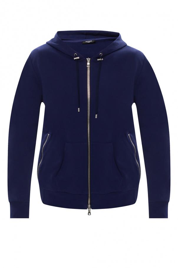 Balmain Branded hoodie