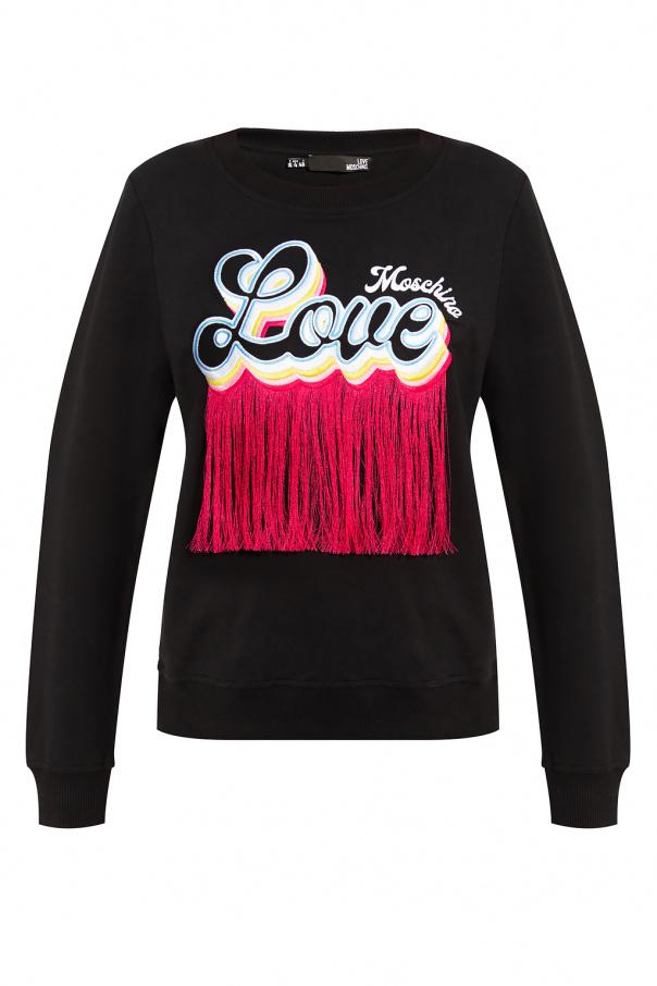 Love Moschino Branded sweatshirt