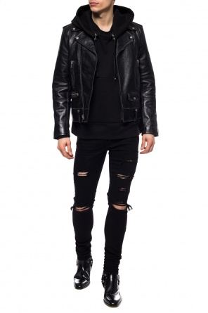 Hooded sweatshirt od Amiri