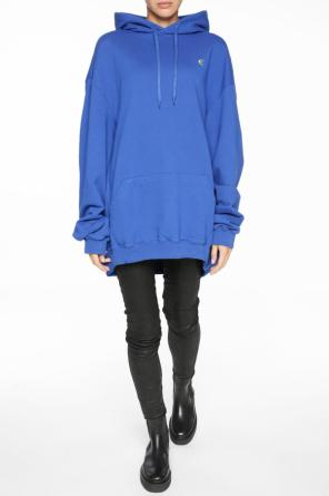 Printed oversize sweatshirt od Vetements