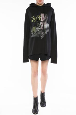 Oversize printed t-shirt od Vetements