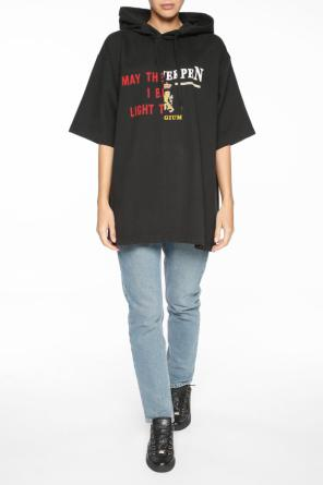 Hooded t-shirt od Vetements