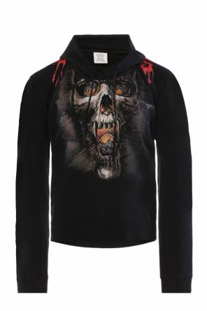 Printed sweatshirt od Vetements