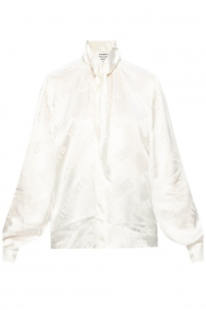 Silk shirt od Vetements