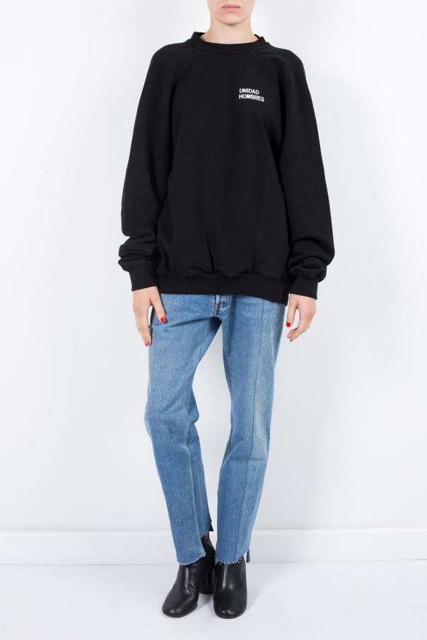 Bluza typu 'oversized' od Vetements
