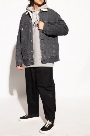 Printed hoodie od Junya Watanabe Comme des Garcons