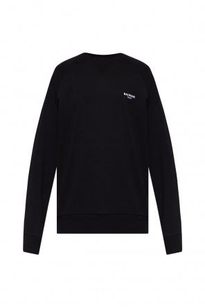 Crewneck sweatshirt od Balmain
