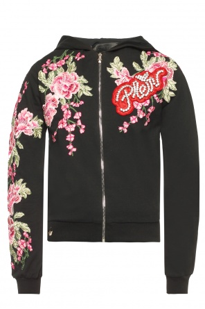 Hooded sweatshirt od Philipp Plein