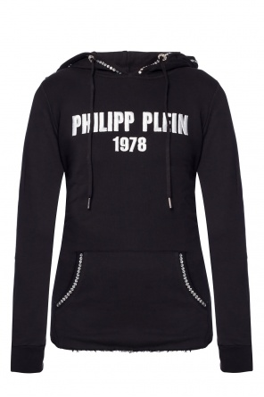 Branded teddy bear sweatshirt od Philipp Plein