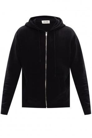 Zip-up hoodie od Zadig & Voltaire