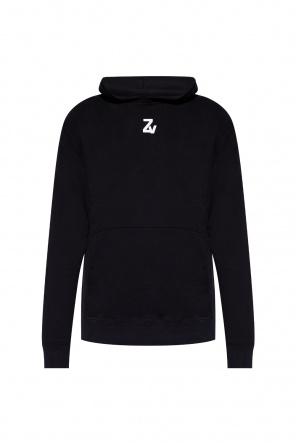 Logo hoodie od Zadig & Voltaire