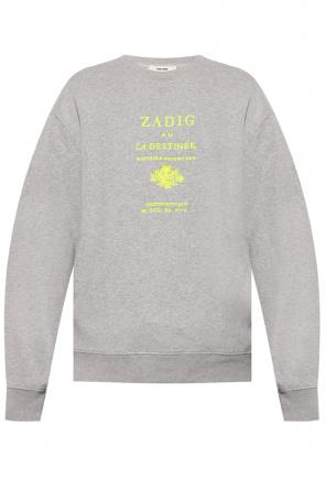 Embroidered sweatshirt od Zadig & Voltaire