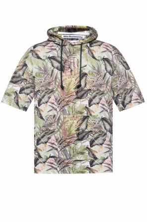 Patterned sweatshirt od White Mountaineering