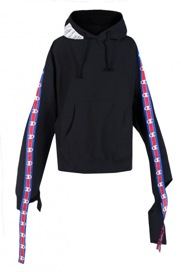 vetements champion sweater