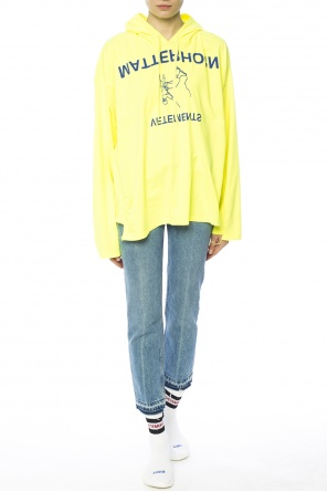 Overize sweatshirt od Vetements