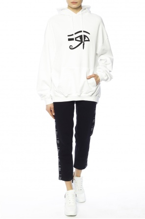 Hooded oversize sweatshirt od Vetements