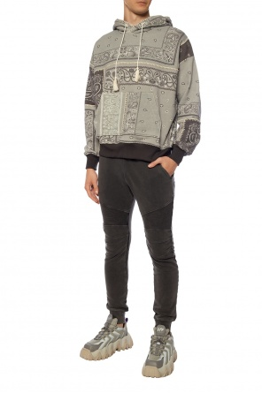 Printed hoodie od Amiri