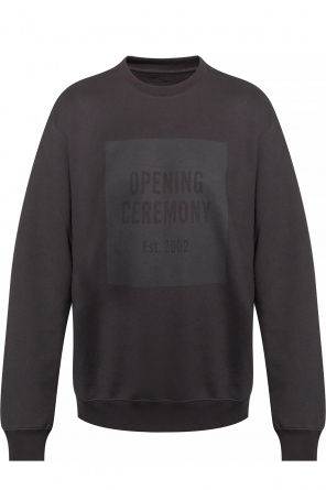 Sweatshirt with logo od Opening Ceremony