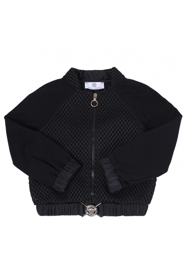 Bomber jacket od Versace Young