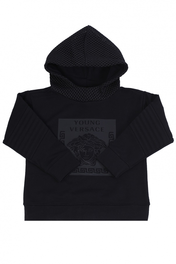 Hooded sweatshirt od Versace Young